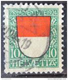 Poštovní známka Švýcarsko 1924 Erb Solothurn Mi# 210