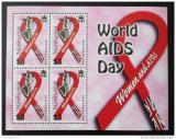Poštovní známka Montserrat 2004 Světový den AIDS Mi# 1260