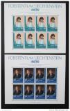 Poštovní známky Lichtenštejnsko 1982 Výstava LIBA Mi# 797-98 Kat 24€