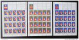 Poštovní známky Lichtenštejnsko 1981 Vánoce Mi# 788-90 Kat 56€