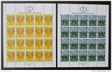 Poštovní známky Lichtenštejnsko 1981 Evropa CEPT Mi# 764-65 Kat 40€