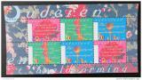 Poštovní známky Nizozemí 1997 Senioři Mi# Block 53
