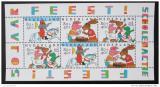Poštovní známka Nizozemí 1998 Dětské oslavy Mi# Block 58