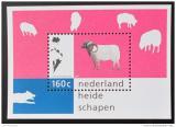 Poštovní známka Nizozemí 1997 Ovce Mi# Block 51