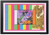 Poštovní známka Nizozemí 1996 Šafrán Mi# Block 47