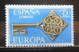 Poštovní známka Španělsko 1968 Evropa CEPT Mi# 1755