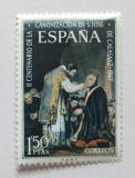 Poštovní známka Španělsko 1967 Svatý José de Calasanz Mi# 1731