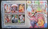 Poštovní známka Papua Nová Guinea 2007 Moderní umění Mi# Bl 51 Kat 11€
