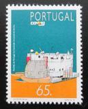 Poštovní známka Portugalsko 1992 EXPO výstava Mi# 1919