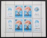 Poštovní známky Rumunsko 1970 Apollo 13 Mi# Block 77