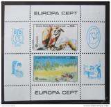 Poštovní známky Kypr Tur. 1986 Evropa CEPT Mi# Block 5