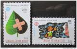 Poštovní známky Turecko 1986 Evropa CEPT Mi# 2738-39 Kat 18€