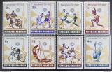 Poštovní známky Rwanda 1972 LOH Mnichov Mi# 521-28