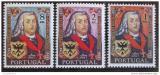 Poštovní známky Portugalsko 1969 Král José I. Mi# 1073-75