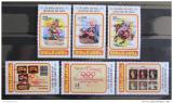 Poštovní známky Nikaragua 1980 LOH Moskva Mi# 2085-90a 35€