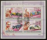 Poštovní známky Guinea-Bissau 2009 Bugatti Mi# 4168-71