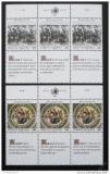 Poštovní známky OSN Vídeň 1989 Lidská práva Mi# 96-97
