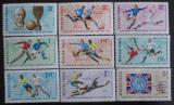 Poštovní známky Maďarsko 1966 MS ve fotbale Mi# 2242-50