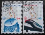 Poštovní známky Lichtenštejnsko 1988 Evropa CEPT Mi# 937-38