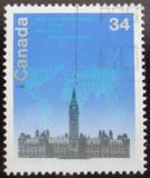 Poštovní známka Kanada 1985 Ottawa Mi# 970