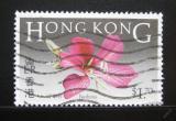 Poštovní známka Hongkong 1985 Bauhinia blakeana Mi# 472
