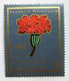 Poštovní známka Rakousko 1988 Květina Mi# 1940