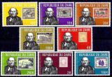 Poštovní známky Kongo Dem., Zair 1980 Rowland Hill Mi# 631-38