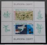 Poštovní známky Kypr Tur. 1983 Evropa CEPT Mi# Block 4 Kat 40€