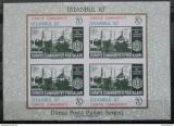 Poštovní známky Turecko 1985 Výstava ISTANBUL Mi# Block 24