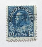 Poštovní známka Kanada 1925 Král Jiří V Mi# 111 Kat 16€