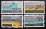 Poštovní známky Kanada 1978 Hry společenství Mi# 698-701