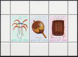 Poštovní známky Surinam 1983 Předměty denní potřeby Mi# Bl 36