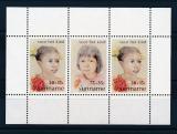 Poštovní známky Surinam 1981 Kresby dětí Mi# Block 32
