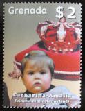 Poštovní známka Grenada 2005 Catharina Amalia Mi# 5601