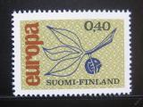 Poštovní známka Finsko 1965 Evropa CEPT Mi# 608