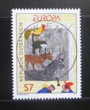Poštovní známka Rakousko 1997 Evropa CEPT Mi# 2221
