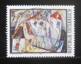 Poštovní známka Rakousko 1997 Moderní umění Mi# 2234