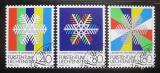 Poštovní známky Lichtenštejnsko 1983 ZOH Sarajevo Mi# 834-36