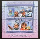Poštovní známky Togo 2011 Kosmonauti Mi# 3949-52 Kat 12€