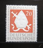 Poštovní známka Německo 1954 Svatý Bonifác Mi# 199