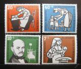 Poštovní známky Německo 1956 Philipp Semmelweis Mi# 243-6 20€