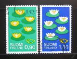 Poštovní známky Finsko 1977 Severská spolupráce Mi# 803-04
