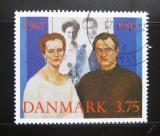 Poštovní známka Dánsko 1992 Královská svatba Mi# 1031