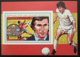 Poštovní známka Guinea-Bissau 1982 MS ve fotbale Mi# Block 226 A