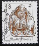 Poštovní známka Rakousko 1999 Svatý Martin Mi# 2283