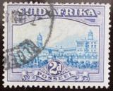 Poštovní známka JAR 1938 Vládní budovy Mi# 52