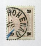 Poštovní známka Rakousko 1899 Císař Franz Josef Mi# 77