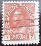 Poštovní známka Kanada 1924 Král Jiří V Mi# 110