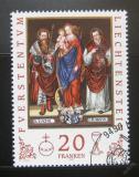 Poštovní známky Lichtenštejnsko 1997 Umění, Gabriel Dreher Mi# 1151 Kat 24€