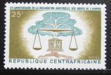 Poštovní známka SAR 1963 Lidská práva Mi# 51